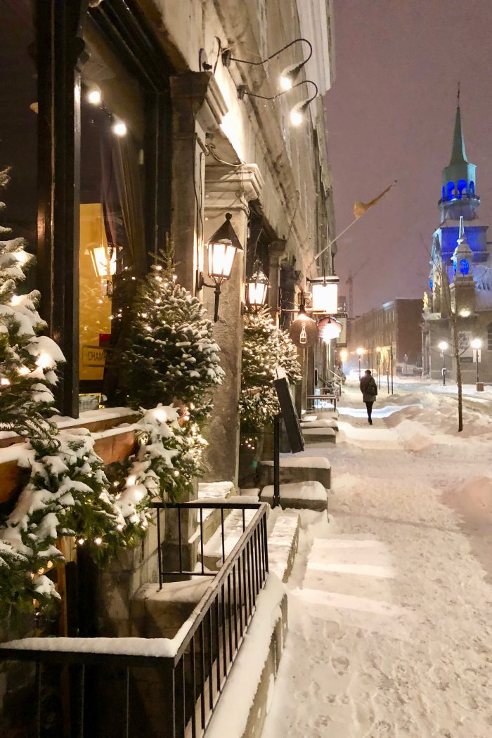 Montreal–December Girls' Weekend: Art, Music, Shopping and Champagne