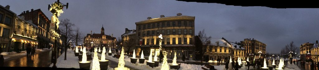 Montreal, Rue St. Paul