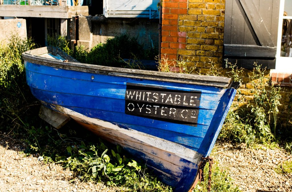 oyster boat england