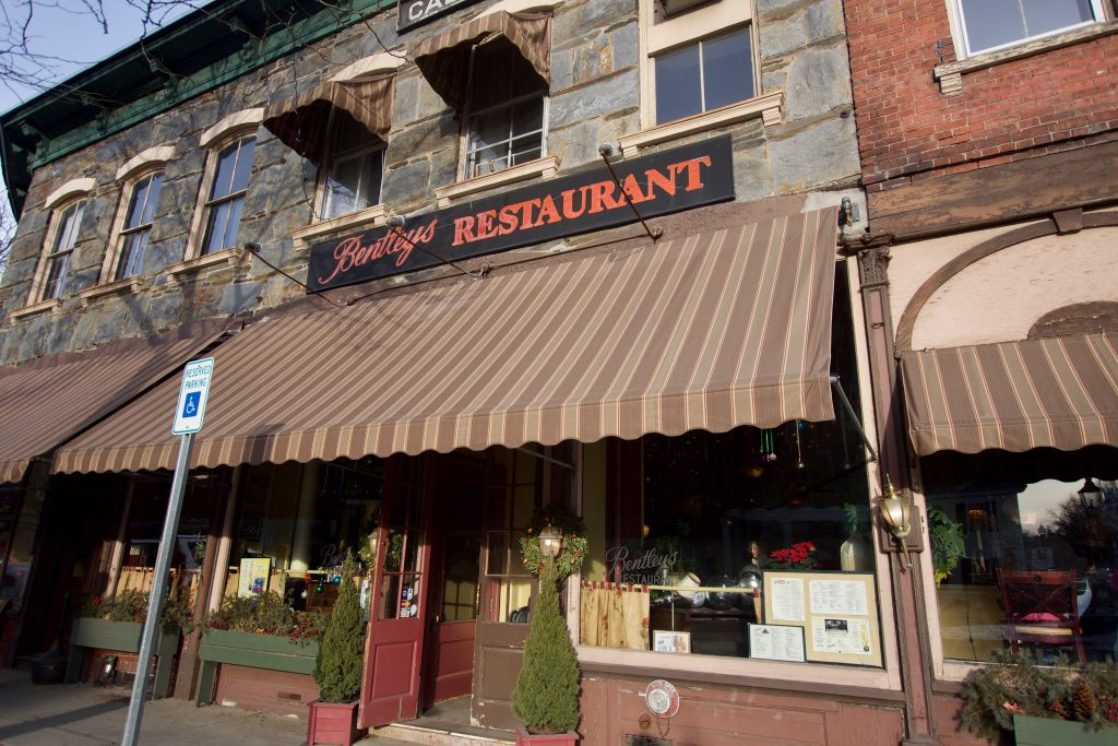 Bentley's Restaurant Woodstock Vermont