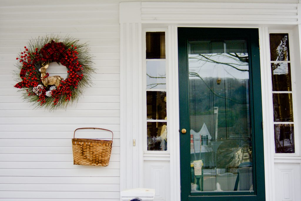 woodstock vermont door